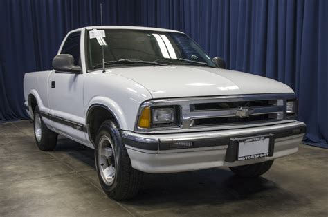 ls for sale used 1994 chevrolet s10 ls rwd truck for sale 41897a