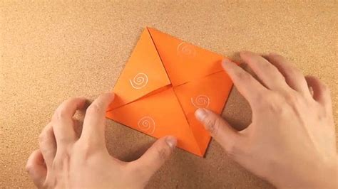 How To Make A Paper Fortune Teller Wikihow - een happertje vouwen wikihow