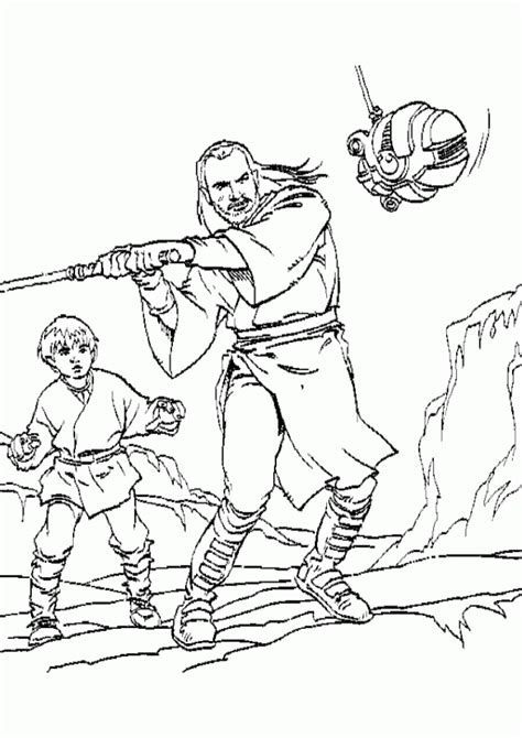 coloring pages star wars jedi jedi coloring pages coloring home