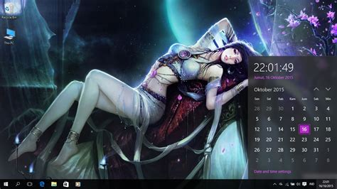 girl themes for windows 10 fantasy girls theme for windows 7 8 8 1 and 10 save themes