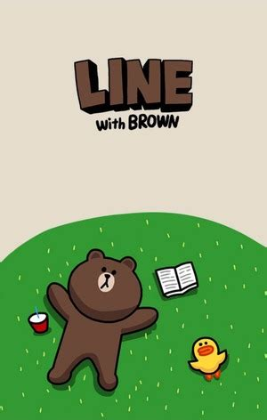theme line android brown cony line for android อ พเดต 3 8 0 จ ดธ มใหม เอาใจค ณผ ชายก บ
