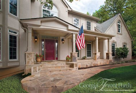 Kitchen Flooring Ideas Uk by Stylish Front Porch Designs