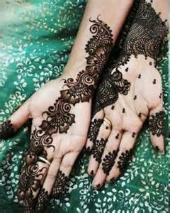 simple mehndi designs for girls 0016 life n fashion