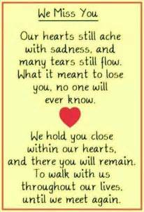 missing you grief quotes quotesgram