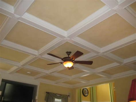 Drop Ceiling by How To Repair Drop Ceiling Fan Installation With Wall