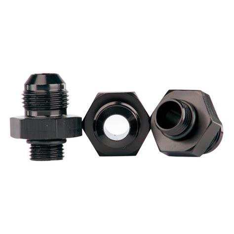 Fuel Pressure Regulator Plumbing by Aeromotive 15203 Fuel Pressure Regulator Fitting Kit For