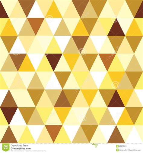 abstract gold pattern abstract gold seamless triangle pattern royalty free