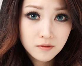 colored circle lenses geo color nine korean contact lens free shipping