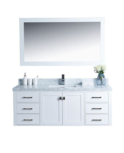 Shaker Style Badezimmer Vanity 1000 ideas about carrara marble bathroom on