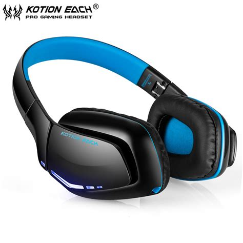 best headset with mic aliexpress buy kotion each b3506 wireless bluetooth