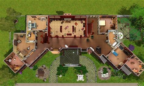 Glenridge Hall Floor Plans by Residential Glenridge Hall The Mansion From Tv Series