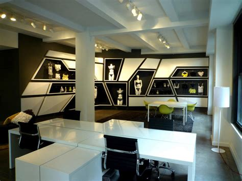 Home Design Showrooms Nyc De Velde Showroom By Labscape Architecture New York