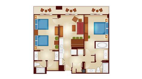 wilderness lodge 2 bedroom villa floor plan wilderness lodge 2 bedroom villa floor plan meze blog