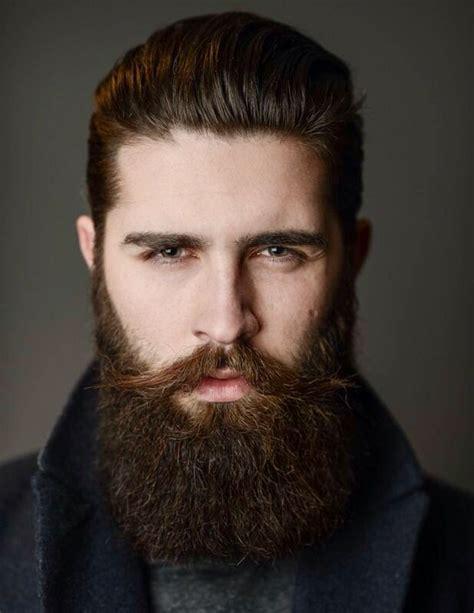 mens style hair bread full beard styles