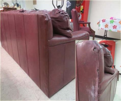how to take apart a sofa bed couch disassembly service before and after images