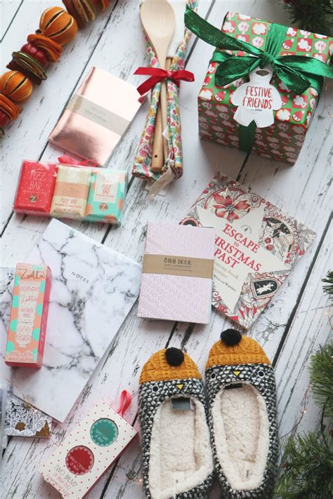 Handmade Filler Ideas - zoella gift guide fillers 163 15