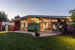 custom built van nuys mid century modern home by leo p
