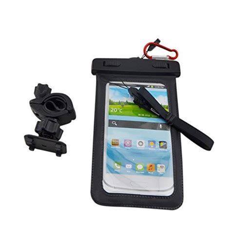 Waterproof Iphone6 Note Galaxy urpower 174 waterproof resistant smartphone bike mount large size bicycle waterproof phone