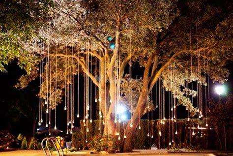 ideas de iluminacion  decorar una fiesta  boda diy