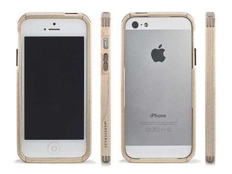 Iphone 5 5s Wooden Bumper grovemade wooden bumper iphone 5s gadgetsin