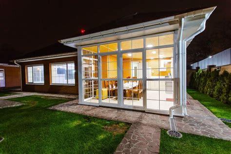 costruzione verande veranda in legno normativa e e autorizzazioni per la