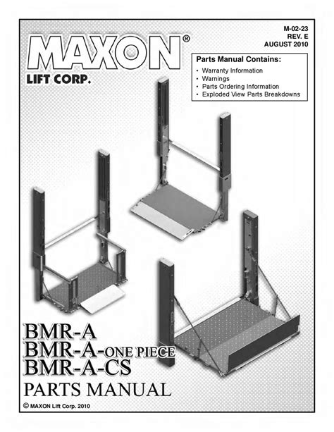 maxon liftgate wiring diagram wiring diagram schemes