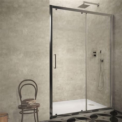 nicchia doccia box doccia 110 cm porta scorrevole per nicchie fuori standard