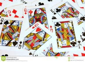 card pictures cards stock photo image of color gamble front