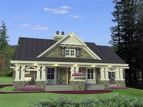 Craftsman House Plans With Porches Craftsman Home Plans Newsonair Org