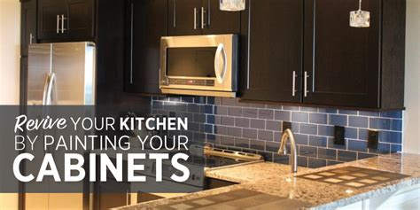 revive kitchen cabinets revive your kitchen by painting your cabinets
