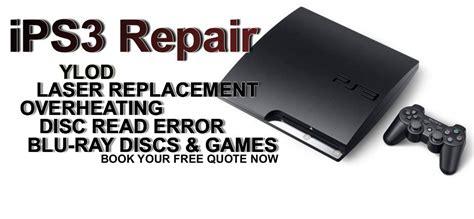 ps3 yellow light of repair cost ylod ps3 repair service