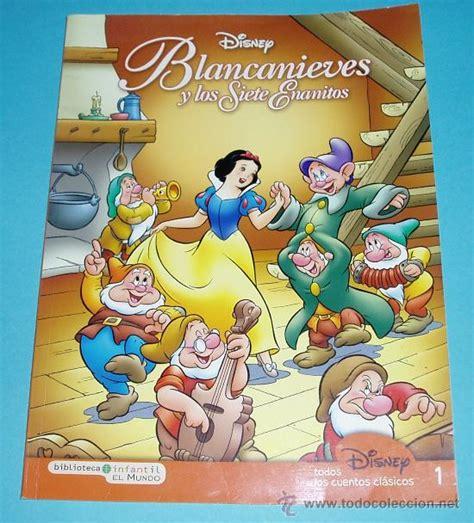 libro blancanieves y los siete blancanieves y los siete enanitos disney bibl comprar libros de cuentos en todocoleccion