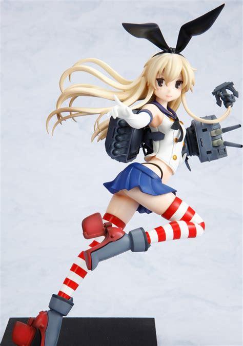 kantai collection shimakaze figure sega   japan