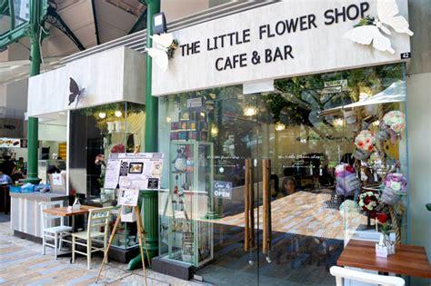 banca pop mezz the flower shop floral caf 233 at lau pa sat