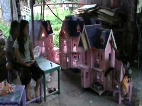 membuat rumah barbie penyandang cacat geluti usaha rumah barbie youtube