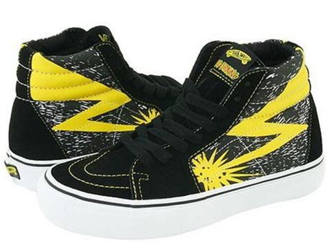 Sepatu Vans Bad Brains vans quot bad brains quot sk8 hi sumally サマリー