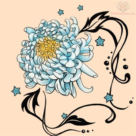 november flower tattoo 17 best images about chrysanthemum tattoos on