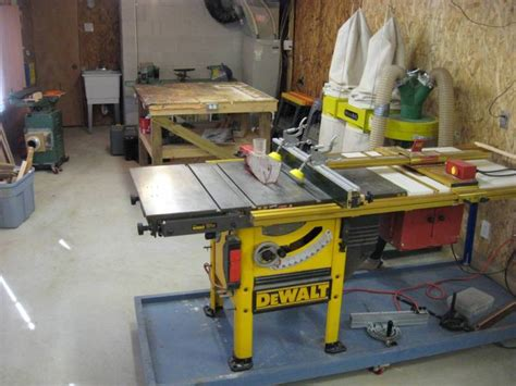 dewalt table saw fence extension sliding table for dw746 hybrid saw