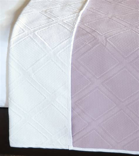 lilac coverlet luxury bedding by eastern accents plymouth lilac white