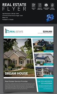 Free Real Estate Templates Flyers 44 psd real estate marketing flyer templates free