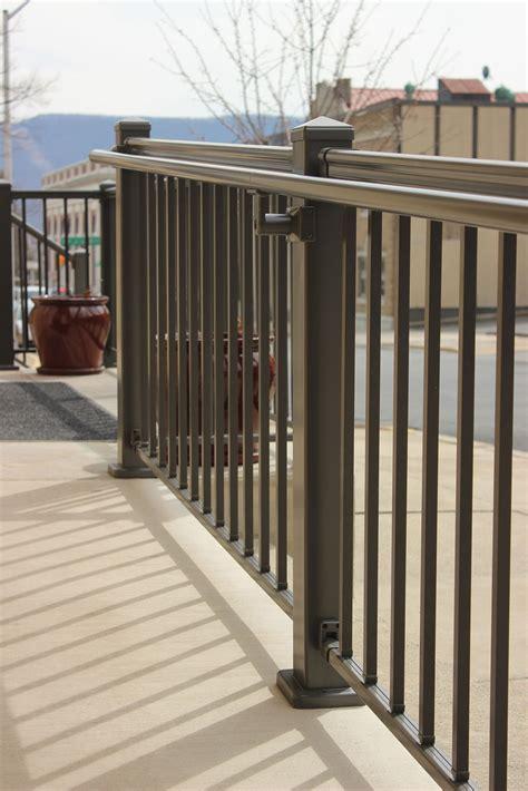 irc section 1012 1 1 2 quot inch aluminum ada handrailing fairway