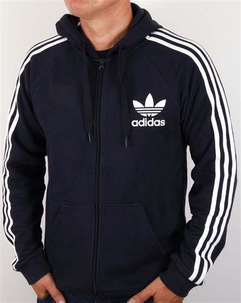 Jacket Adidas Hoodie adidas originals calfornia zip hoody legend ink track