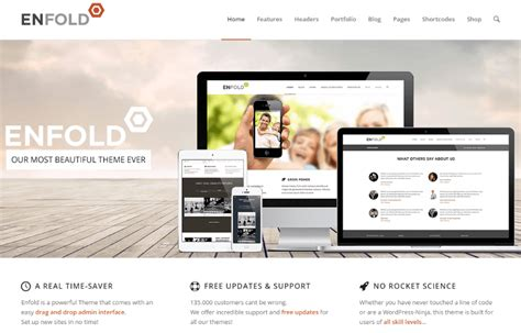 enfold theme bootstrap 20 best multipurpose wordpress themes good for just about