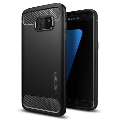 Rugged Capsule Spigen Carbon Iphone 7 Air Cushion galaxy s7 edge rugged armor spigen inc