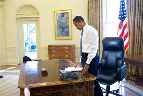 obama in the office obama phones