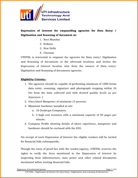 company business profile environmental executive cover letter