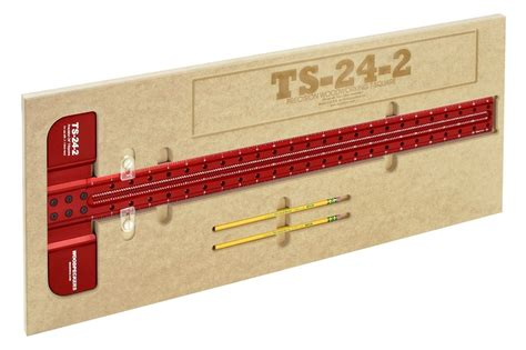 Woodpeckers Precision Woodworking Tools Ts 24 2 T Square