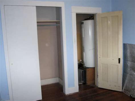 Water Heater Closet Door Water Heater Closet Door Exterior Home Design Ideas