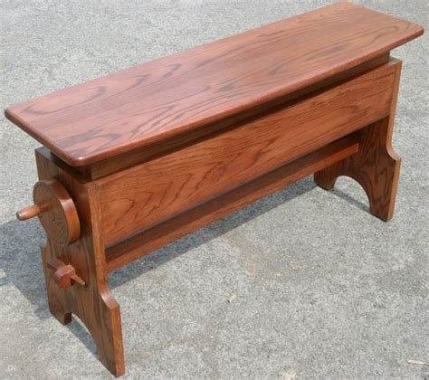 adjustable organ bench renatus ltd organ building services benches