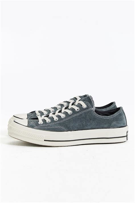 converse chuck all low top sneaker converse chuck all 70 low top sneaker in gray